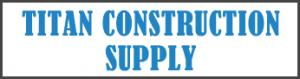 Titan Construction Supply logo