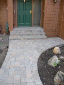 rock masonry Eric's Concrete Pavers