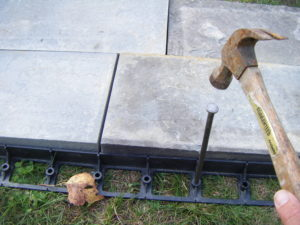 Edging For Your Paver Stone Patio