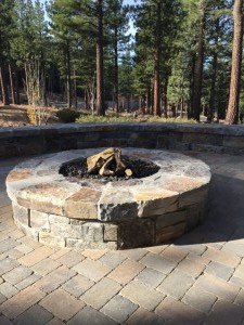 Natural Stone Veneer Firepit  w-Cap  (FILEminimizer)
