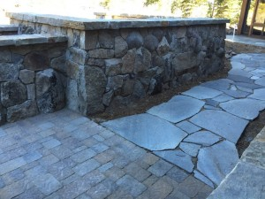 Sierra Granite Surround for Hot Tub