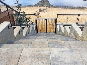 Steps and Retaining Walls